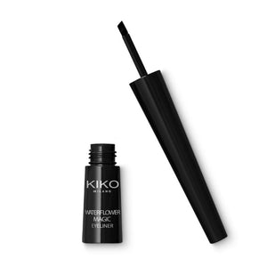 KIKO - WATERFLOWER MAGIC EYELINER - Black -