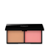 KIKO - SMART BLUSH AND BRONZER PALETTE 12g