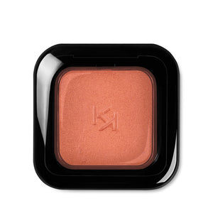 KIKO -  HIGH PIGMENT WET AND DRY EYESHADOW - Pearly Apricot - 2,5g