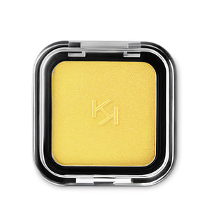 KIKO -  Ombre à paupières à la couleur intense - Pearly yellow -1,8g