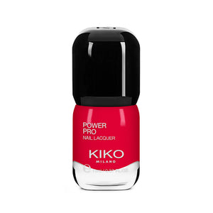 KIKO - POWER PRO NAIL LACQUER - Magenta Red (88) -