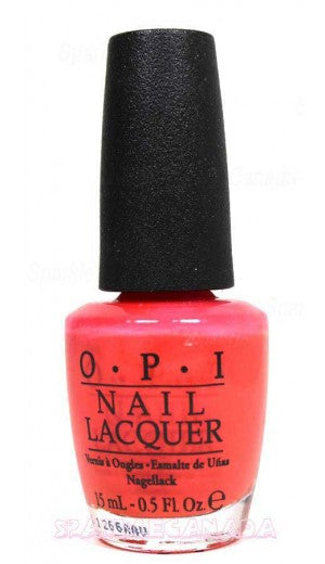 OPI  - Hot and Spicy - ref NLH43