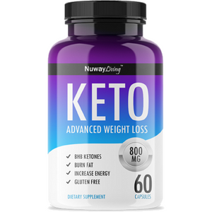 Keto - Advanced Weight Loss Supplement 60 capsules