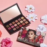 HUDA BEAUTY - Rose Gold REMASTERED Palette