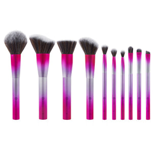 BH COSMETICS - Royal Affair Brush Set ( 10 Pcs )
