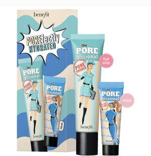 Benefit - POREfectly Hydrated Smoothing & Hydrating Primer Set