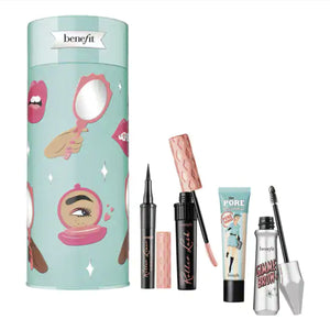 BENEFIT - Party Curl Coffret Yeux Et Teint