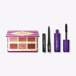TARTE - Warm & toasty eye Set