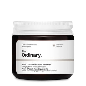 THE ORDINARY - POUDRE D'ACIDE L-ASCORBIQUE 100%