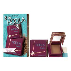 BENEFIT - Kit de 2 poudres bronzantes - Hoola powder -