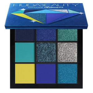 HUDA BEAUTY - OBSESSIONS EYESHADOW PALETTE - Sapphire