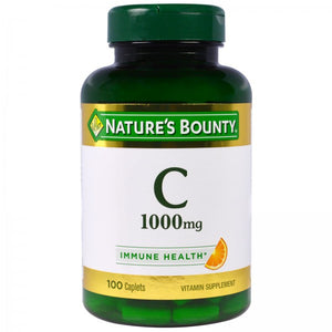 Nature's Bounty - Vitamine C 1000mg