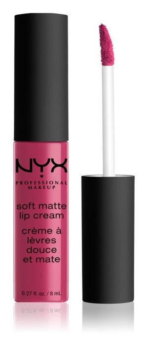 NYX - Soft Matte Lip Cream - 18 Prague