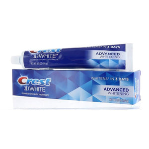 CREST -  3D White Advanced Whitening Dentifrice