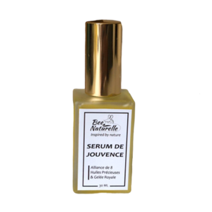 Bee Naturelle -Sérum de Jouvence 30 ml