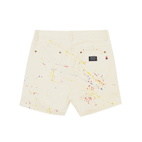Artisan Work Short - Painter White