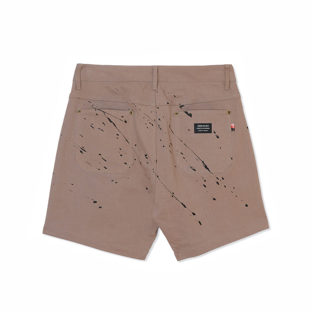 Artisan Work Short - Clay