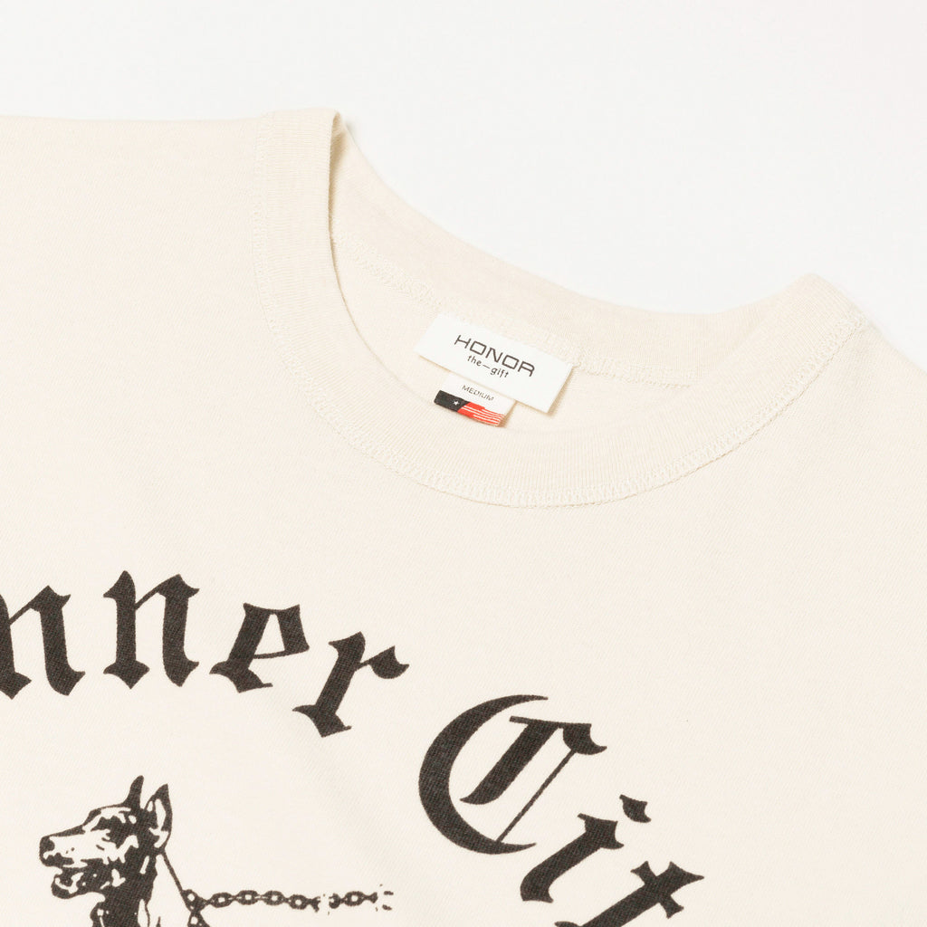 Division One T-Shirt - Off White