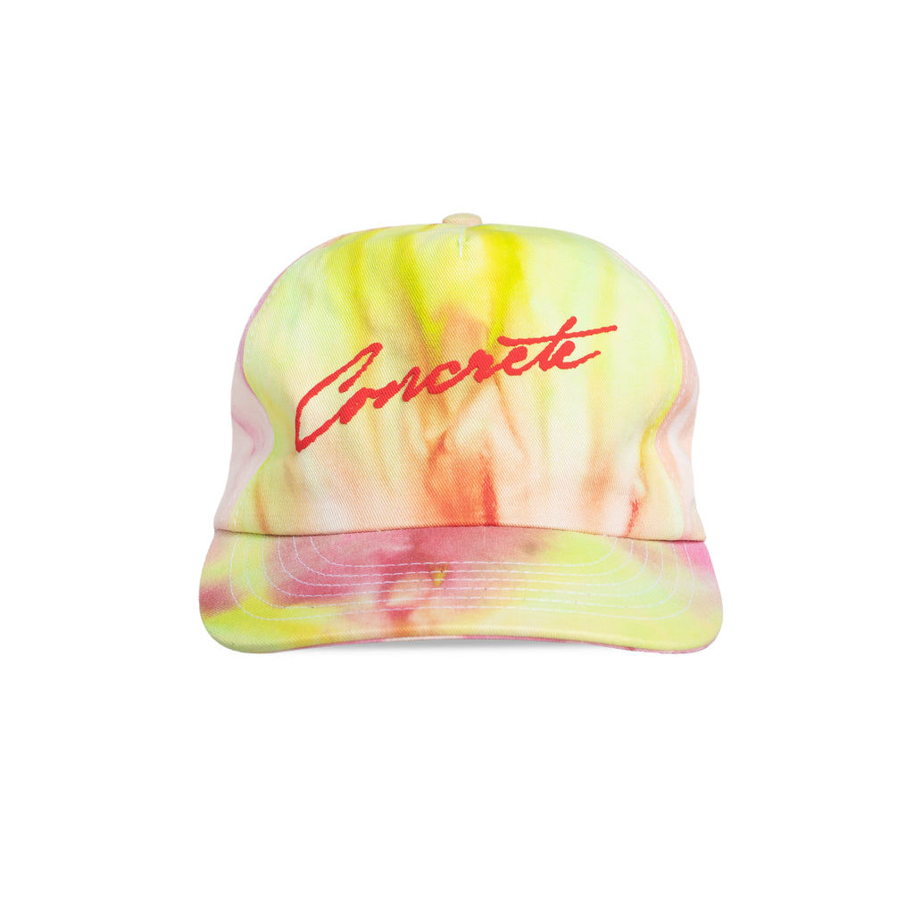 Concrete Sport Cap - Sunset