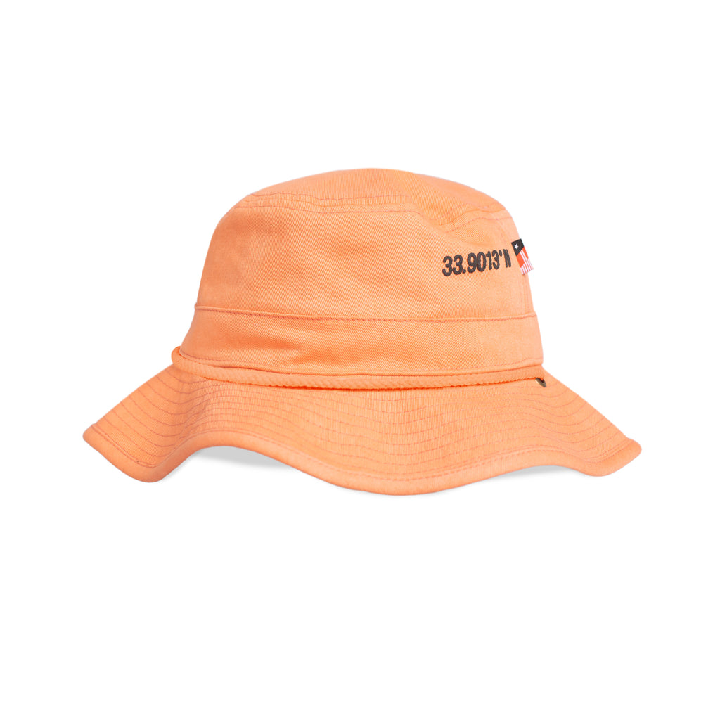 Paradise Camp Bucket - Tangerine