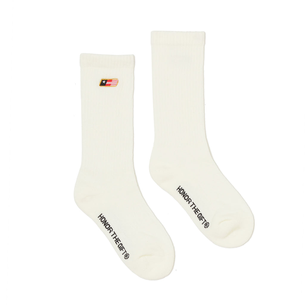 Classic Sock - Off White