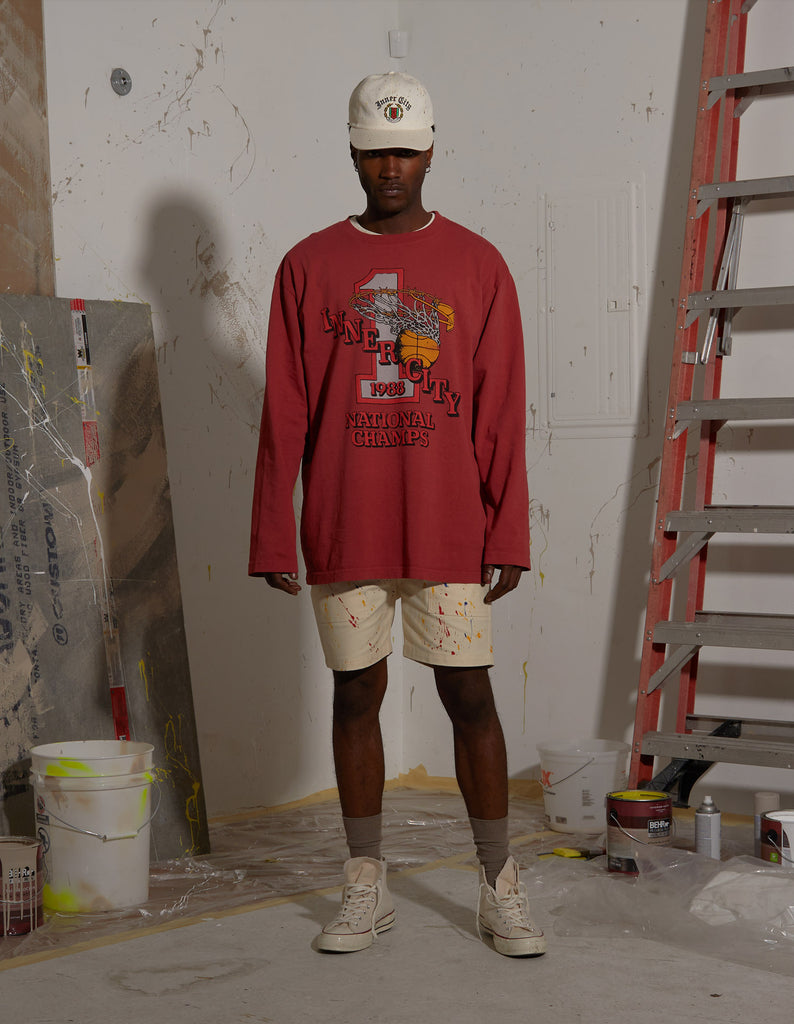 Swish Longsleeve - Brick