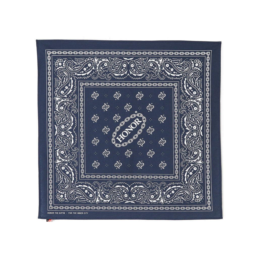 Honor Shop Rag - Navy