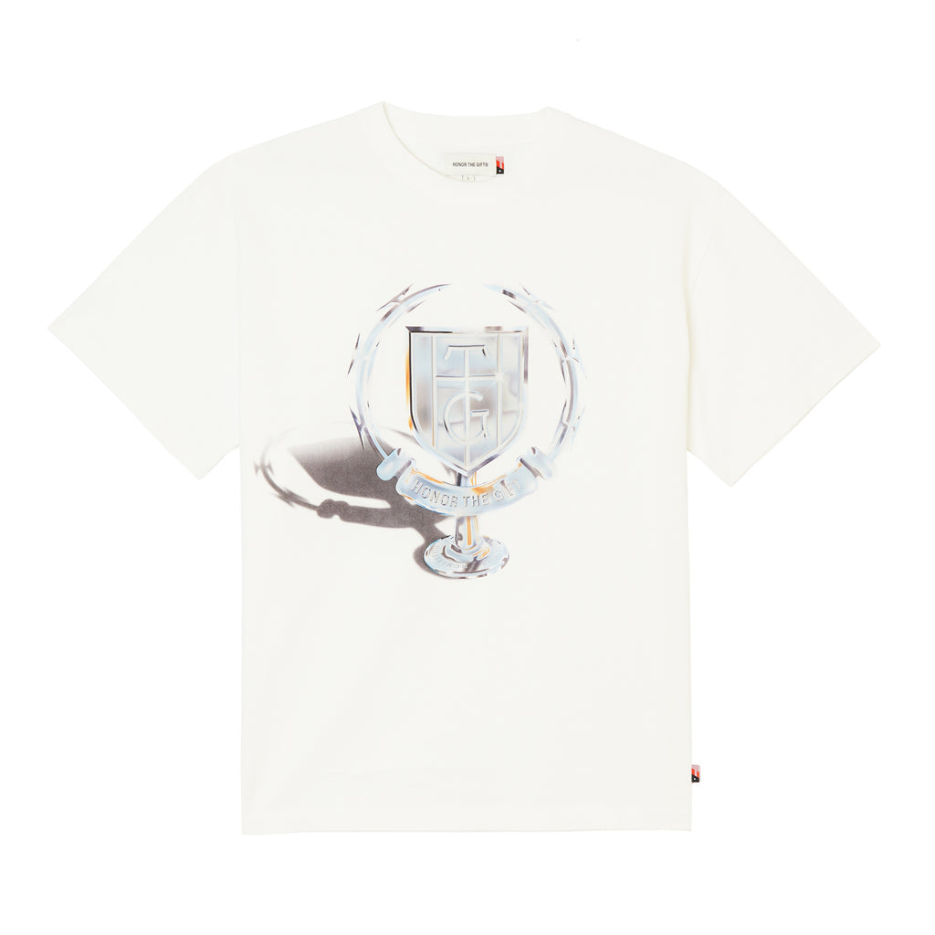 Cutlass T-Shirt - Off White