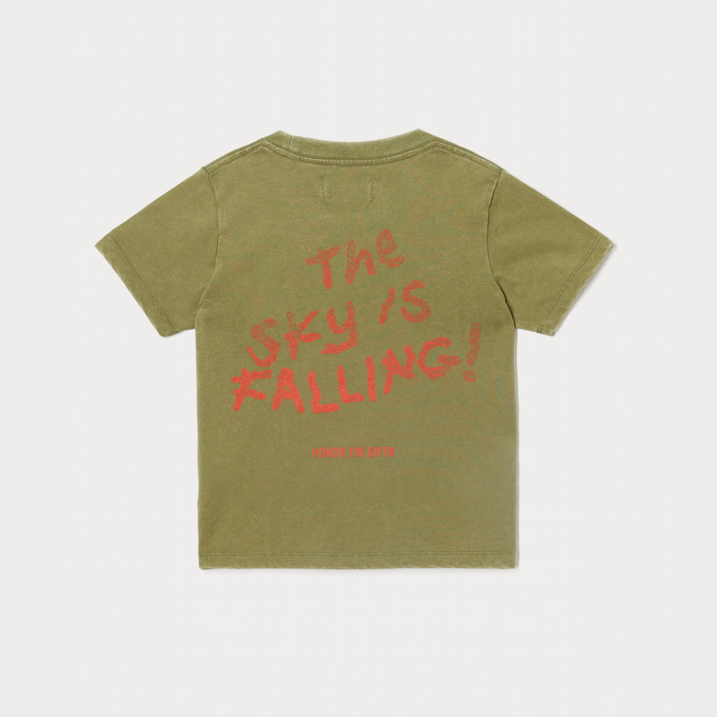 Kids Worldwide T-Shirt - Army