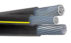 75/' 4//0-4//0-4//0 Aluminum SEU Service Entrance Cable