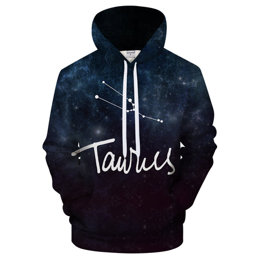 Taurus - April 21 to May 21  3D Sweatshirt Hoodie Pullover