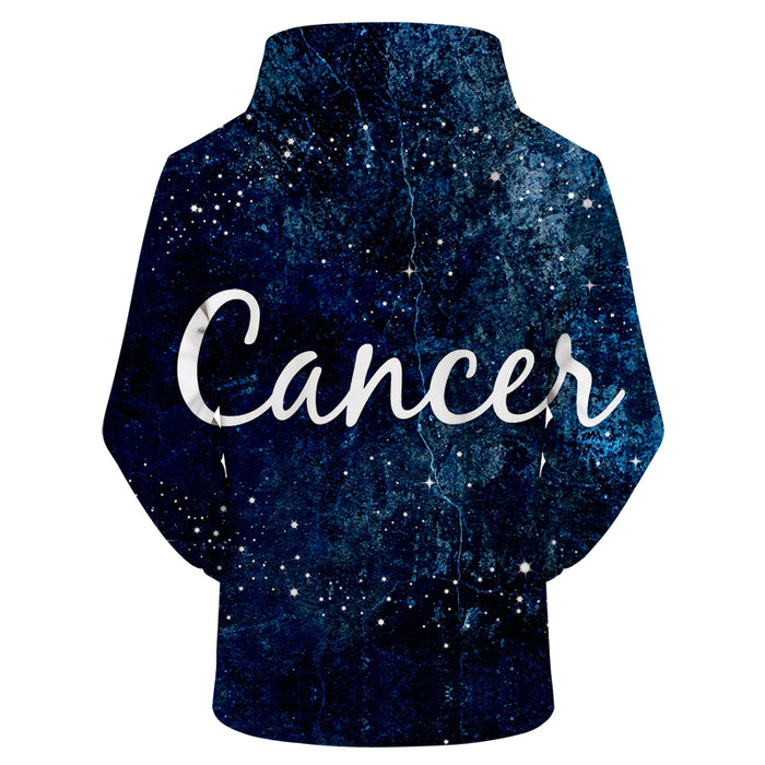 Cancer - June 22 to July 22 3D Sweatshirt Hoodie Pullover