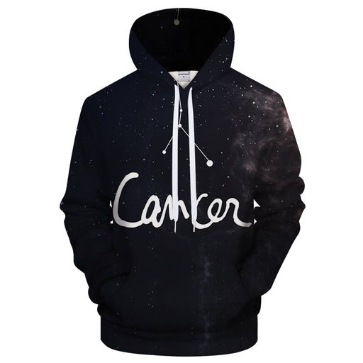 Cancer Star - June 22 to July 22 3D Sweatshirt Hoodie Pullover