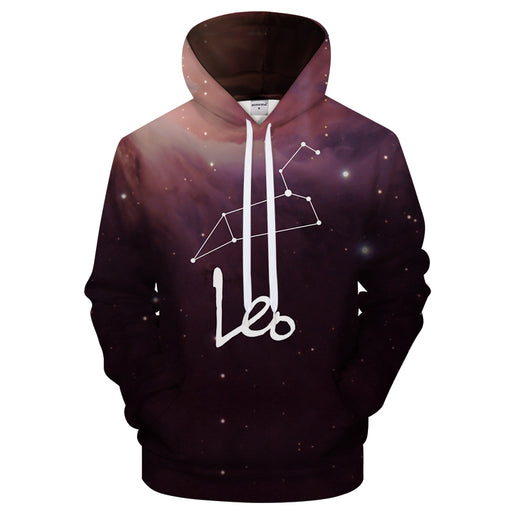 Leo - July 23 to Aug 22 3D Sweatshirt Hoodie Pullover