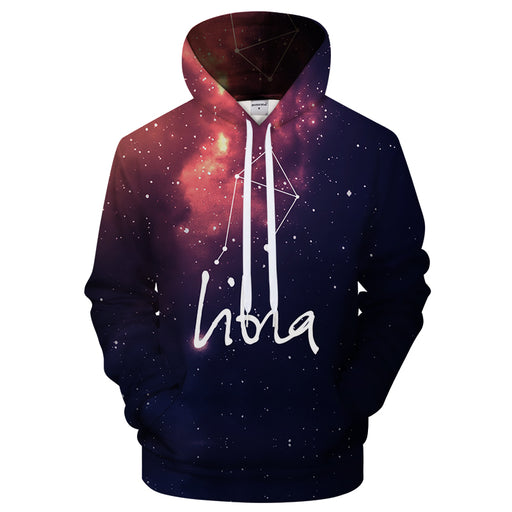 Libra - Sept 24 to Oct 23 3D Sweatshirt Hoodie Pullover