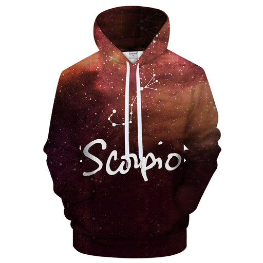 Scorpio - Oct 24 to Nov 22 3D Sweatshirt Hoodie Pullover