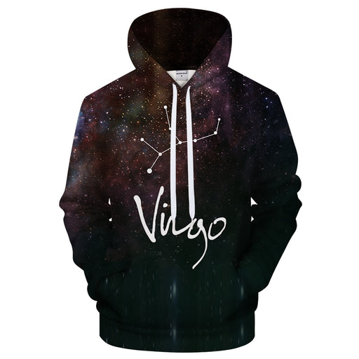 Virgo - Aug 23 to Sept 23 3D Sweatshirt Hoodie Pullover