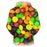 Smarties Assorted 3D Sweatshirt Hoodie Pullover