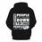 Strong People Lift 3D - Sweatshirt, Hoodie, Pullover