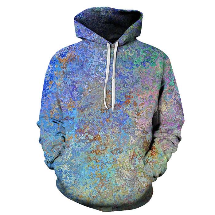 Dark Splash 3D Sweatshirt