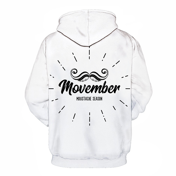 It's The Season of Mustache - Sweatshirt, Hoodie, Pullover