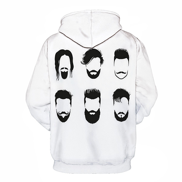 The Men of Movember - Sweatshirt, Hoodie, Pullover