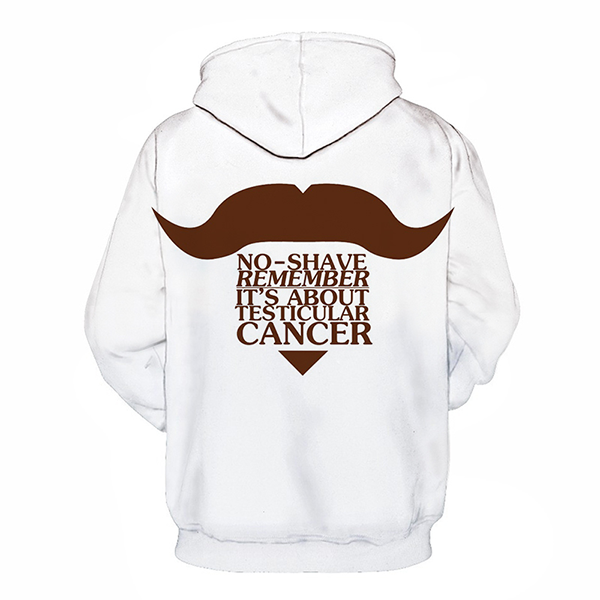 No Shave Remember - Sweatshirt, Hoodie, Pullover