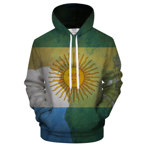 World cup collection my 3d hoodie argentina map flag 3d sweatshirt hoodie pullover gumiabroncs Image collections
