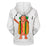 Dancing Hot Dog 3D - Sweatshirt, Hoodie, Pullover