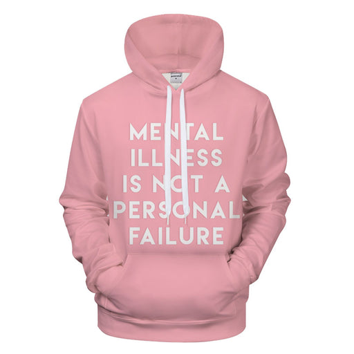 Not A Personal Failure 3D - Sweatshirt, Hoodie, Pullover