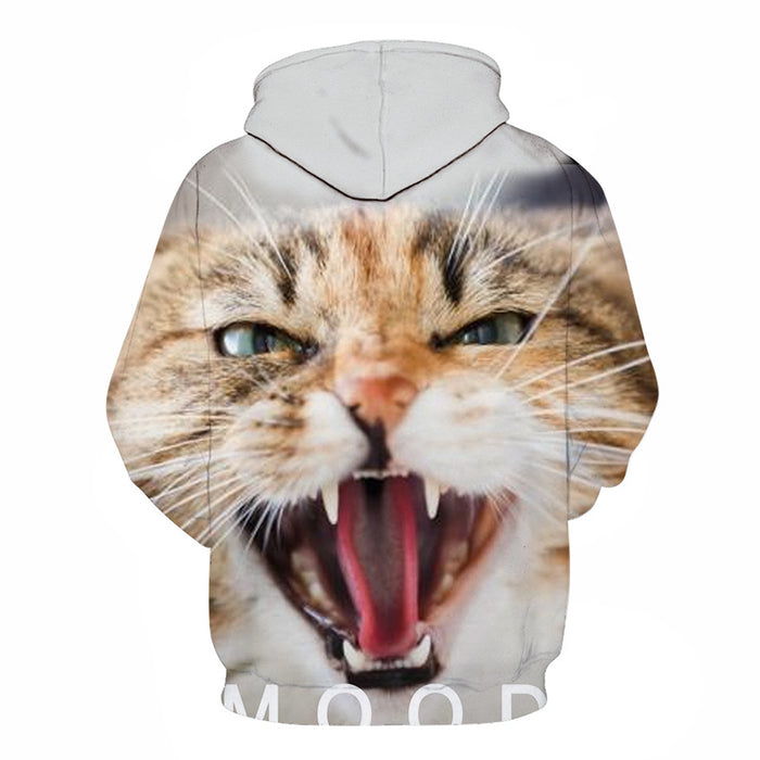 Mood Right Now 3D - Sweatshirt, Hoodie, Pullover