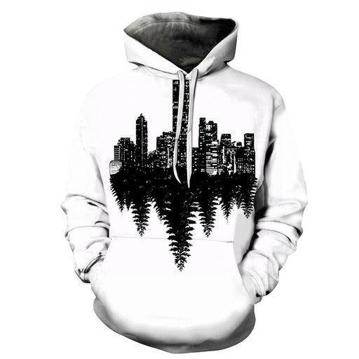 City Vs Country 3D - Sweatshirt, Hoodie, Pullover
