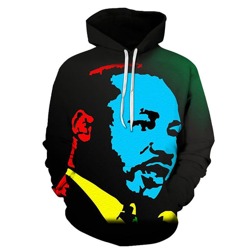 I Have A Dream 3D Sweatshirt Hoodie Pullover