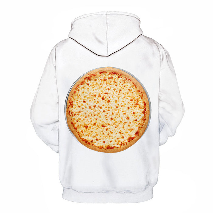 Cheese Pizza 3D - Sweatshirt, Hoodie, Pullover